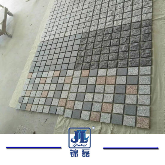 Natural Yellow/Grey/Black/Red Granite Paving Stone/ Paver for Landscaping Project, Driveway pictures & photos