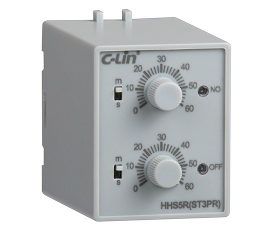 Electronical Time Relay HHS5R (ST3PR)