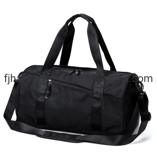 Gym Sport Bags Swimming Duffel Travel Bag with Shoe Compartment