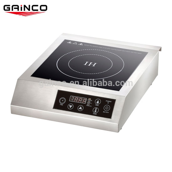 3.5kw Low Power Modern Induction Cooker/Restaurant Induction 600mm