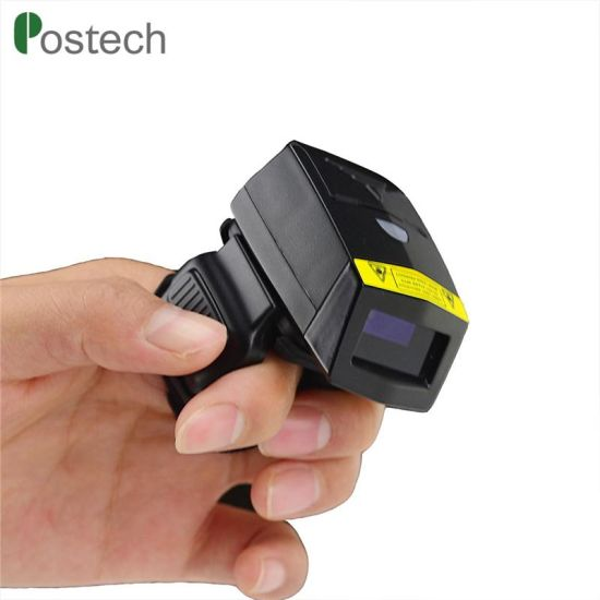 1d Bluetooth Wearable Ring-Style Android Barcode Scanner
