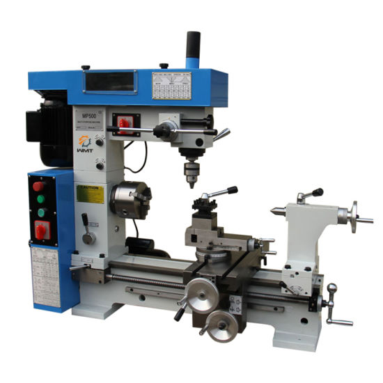 HQ800 multi purpose machine lathe combo with Ce Standard