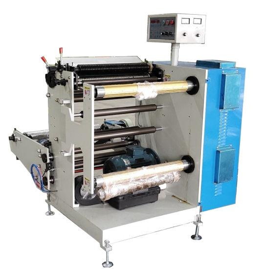Paper Rewinder Machine Semi Automatic Core Paper Slitting Machine