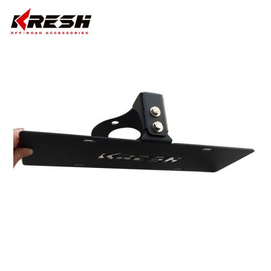 Kresh 4X4 Auto Parts Black Licence Frame for Jeep Wrangler Jl