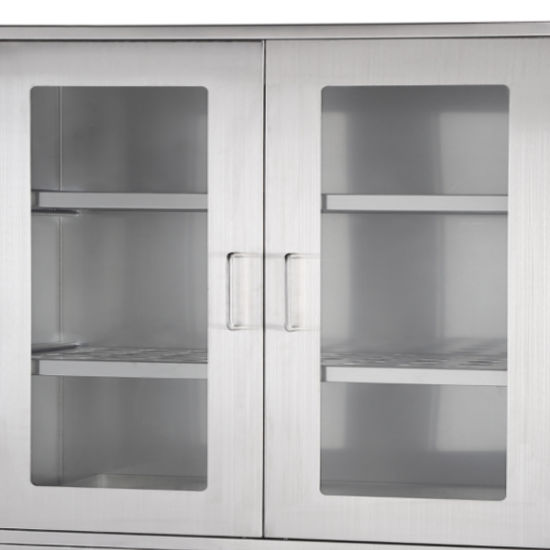 SUS304 Metal Storage Cabinet for Chemical Industrial