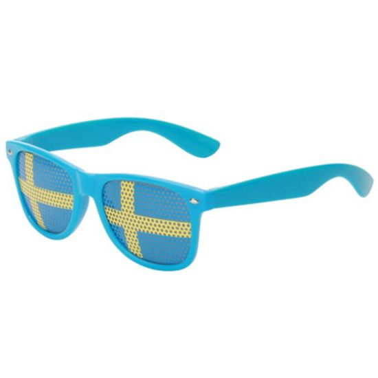 Sun Glasses Flag Glasses Novelty Fancy Dress Party Sunglasses pictures & photos