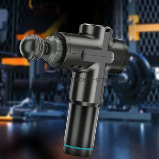 2021 Handheld Deep Tissue Vibration Percussion Muscle Massage Gun