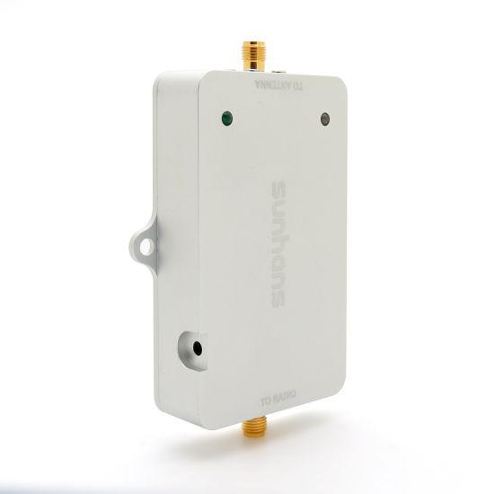 Sunhans 4W Web Signal Amplifier WiFi Booster for 5.8g Wireless 802.11 B/G Router