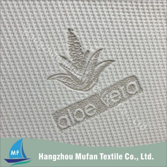 Modern Design Jacquard Knitted for Mattress Knitted Fabric Mattress Fabric/ Aloe Vera Knit Fabric