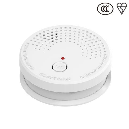 Jbe Fire Alarm White Photoelectric Smoke Alarm Detector