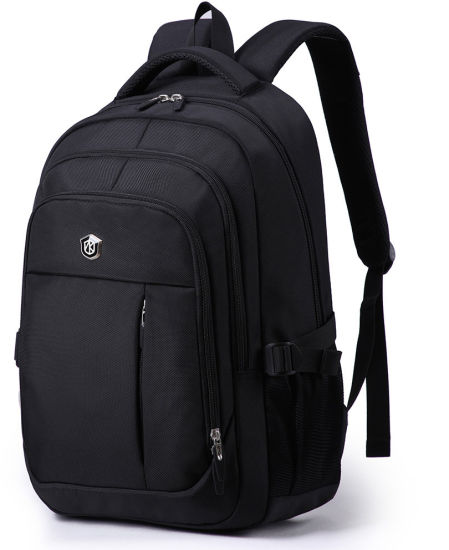 Waterproof Double Shoulder Leisure Business Sports Travel Students Laptop Computer Notebook Backpack Pack Bag for Office Staff (CY6828)