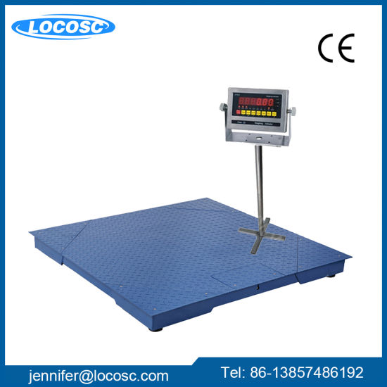 1ton 5ton 10ton Ce Approved Hot Sale Steel Products Platform Electronic Weighing Digital Scale