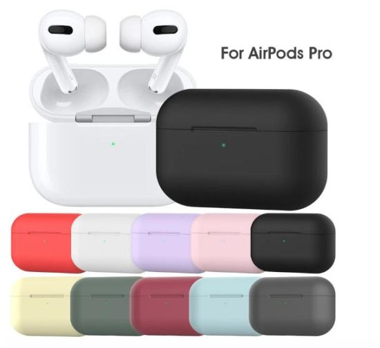 China 2020 New Nice Quality Silicone Tpu Soft Skin Case For Apple