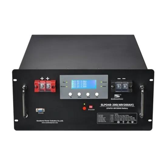 48V 200ah/100ah Solar Storage Battery/LiFePO4 Battery Pack/Lithium Batteries/Li-ion Battery/Power Supply/LiFePO4 Battery 200ah/Li Ion Battery/Storage Battery