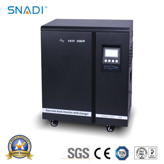 10kw Single-Phase Frequency IGBT Solar Power Inverter for Solar System