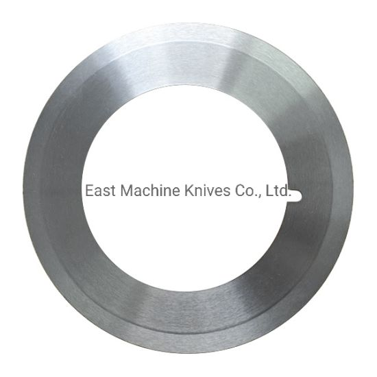 Carbon Tool Steel Slitting Dished Knives