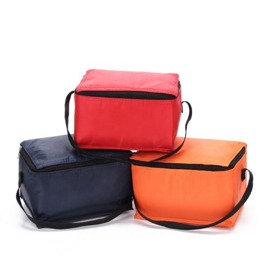 Wholesale Women Cheap Waterproof Small Picnic Tote Carry Thermal Insulated Ice Lunch Box Cooler Bag