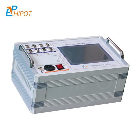 Epgk 12 Channels High Voltage Circuit Breaker Transformer Tester