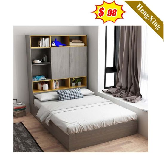 Chinese Storage Beds Wooden Wall Kitchen Dining Living Room Hotel Bedroom Home Modern Furniture