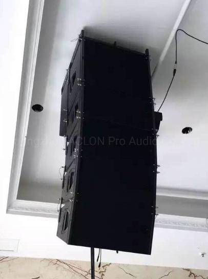 Professional Speaker Double 10'' Neodymium Line Array Speaker