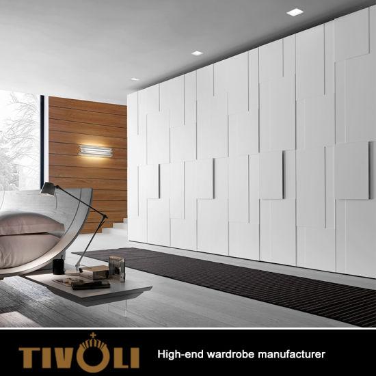 China Large Space 3 Door Bedroom Wardrobe Design Bedroom