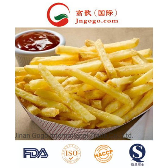 Good Quality Fresh Potato French Fries (100-150G) pictures & photos