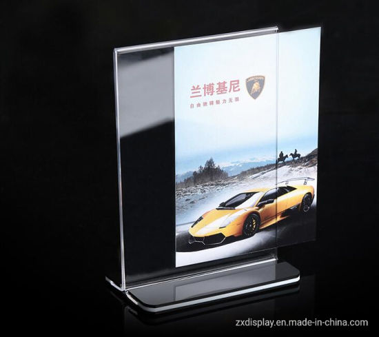 Wholesale Cheap A4 and A5 Acrylic Sign Picture Holder