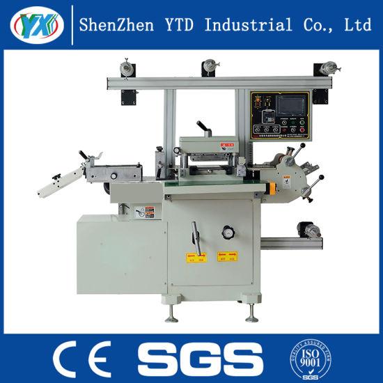 Die Cutting Machine for Pet/3m/EVA/Foaming Material