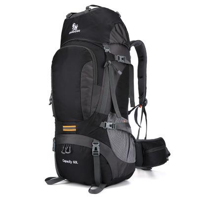 OEM Waterproof Travel Outdoor Camping Climbing Mountaineering Rucksack Hiking Backpack