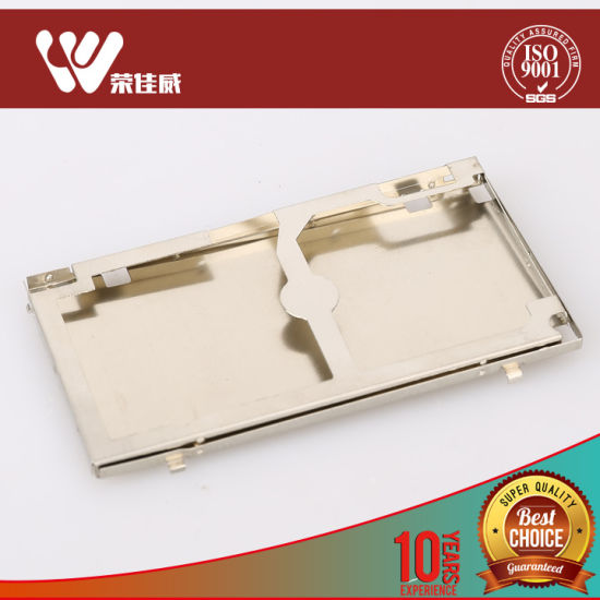 OEM Customized Stainless Steel Sheet Metal Stamping Spare Part, pictures & photos