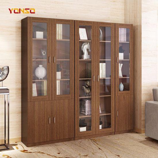 Nice Design Home Office Desk Cabinets