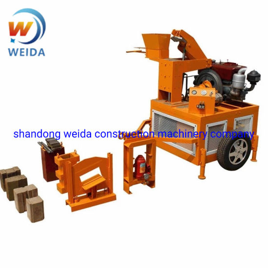 China Qtc1 20 Clay Roof Tiles Manual Soil Cement Earth Pressing Brick Machine With Lowest Price China Manual Clay Brick Machine Pressing Clay Brick Machine