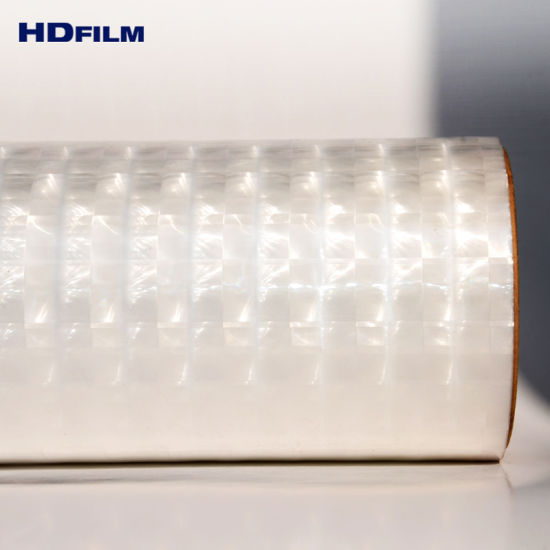 China Clear CPP 3D Film, Metallized Lens CPP Film for Photo Album