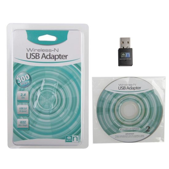 USB Mini WiFi Wireless Adapter Wi-Fi Network Card Networking WiFi Adapter pictures & photos