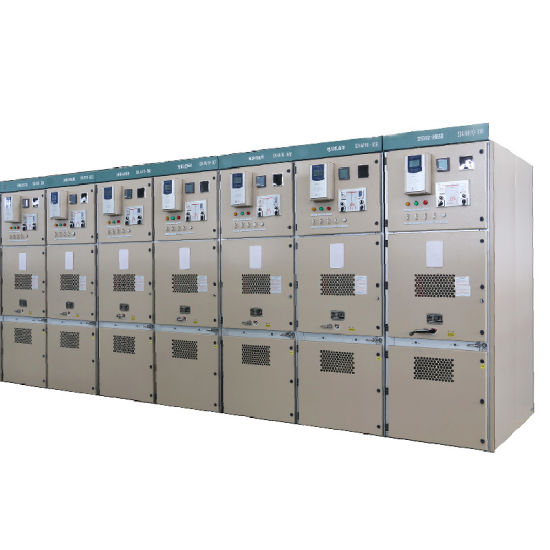 KYN44-12 Armored Type Movable AC Metal-Enclosed High Voltage HV Metal-Clad Switchgear