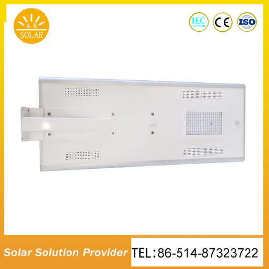30W High Power All-in-One Integrated Solar Street Lights / Lamp
