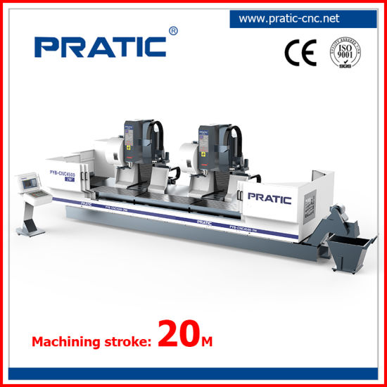 CNC Machining Center for Processing Aluminum Auto Parts