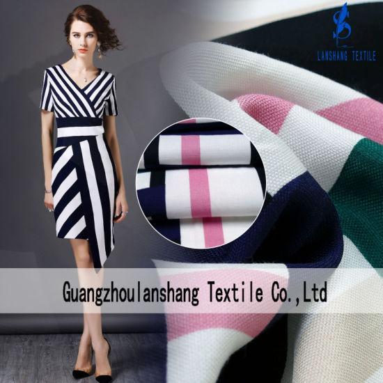 24%Rayon 5%Linen 21%Tencel 50%Viscose Fabric for Dress Skirt