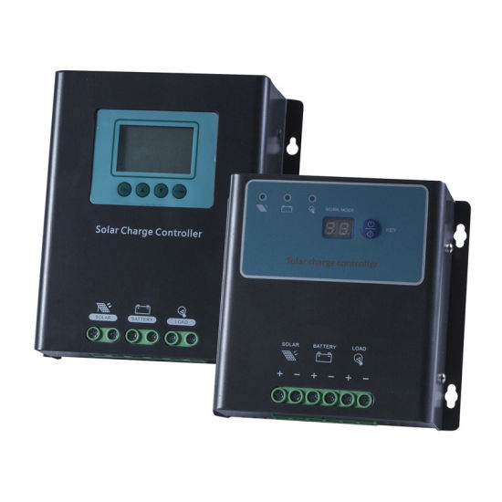 Foshan Manufacturer Supply 30A PWM Solar Charge Controller Power System with LCD for Home