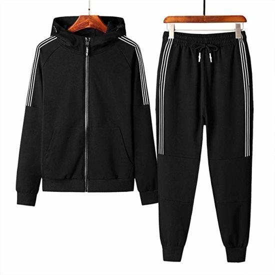China Outdoor Team Men Sport Track Suit School Uniform Wholesale Tracksuits