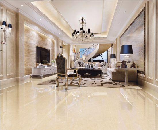 Glazed Polished porcelain Floor Tile