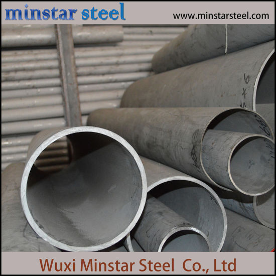 Seamless 316h Stainless Steel Pipe/Tube Price Per Ton pictures & photos