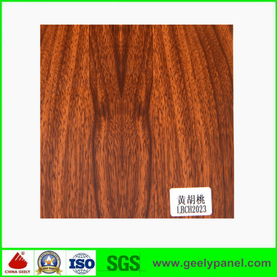 3mm 4mm Wooden Finish Aluminium Composite Panel /ACP pictures & photos