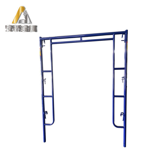 Hot Sale Frame Construction Scaffolding Galvanized Steel Pipe for Frame Scaffolding
