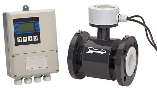 Intelligent Sewage Magnetic Flow Meter for Waste Water pictures & photos