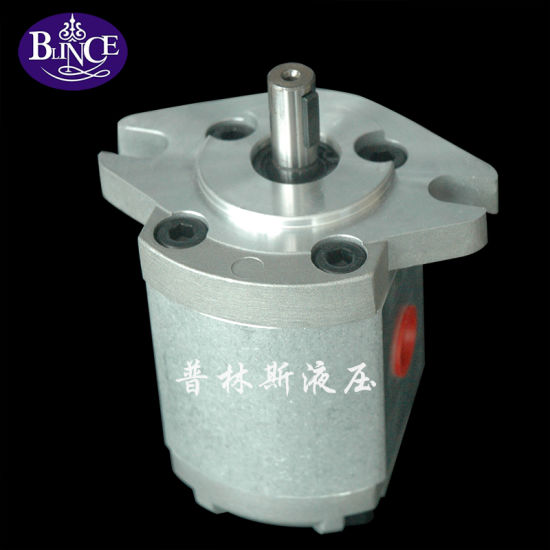Blince Sgp-1A Hydraulic Gear Pump for Toyota Forklift pictures & photos