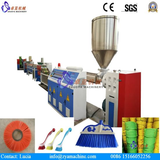 China Professional Manufacturer of Plastic Wire Drawing Machine ...