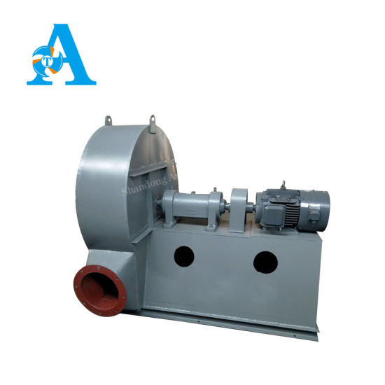 Centrifugal Exhauster Fan/Low Noise 1200 Centigrade High Temperature Fan Blower
