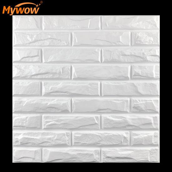 MyWow Fireproof Waterproof PVC Ceiling Panel for Home Decoration