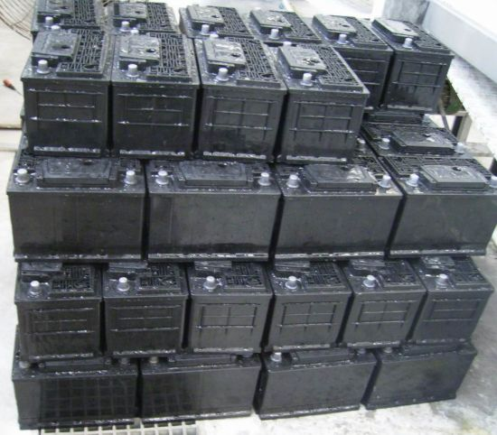 12V Mf Auto Lead Acid Car Battery pictures & photos